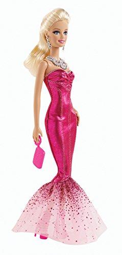 美人鱼礼服芭比娃娃