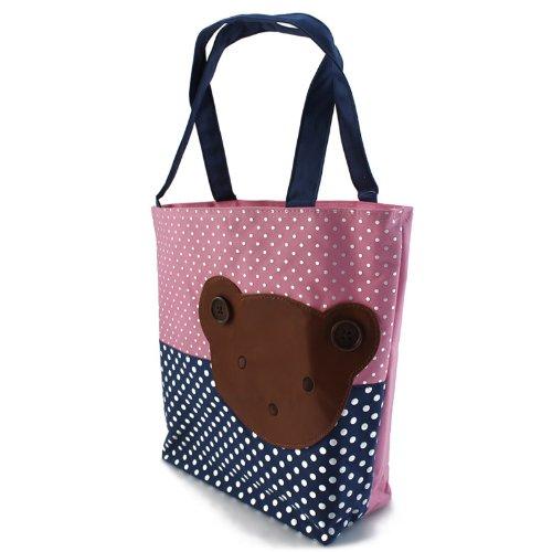 pheetoy 儿童手拎包 挎包 粉色