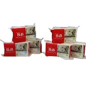 B&B 保宁洗衣香皂组合装¥50