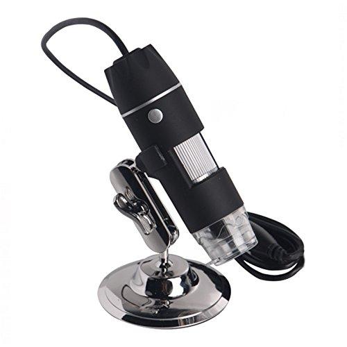 500倍usb高清数码显微镜电子放大镜便携学生生物医学显微 jj7703-0002
