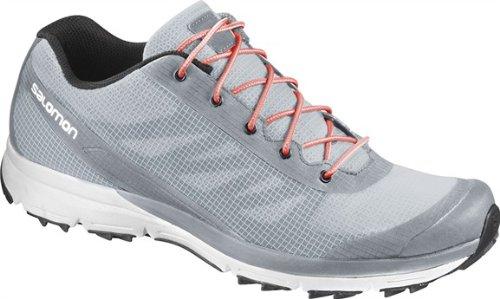 Salomon 萨洛蒙 SHOES SENSE COLORS  男 休闲跑步鞋 356777 亮灰色 43(1/3) (UK 9)