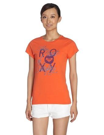 橙色t恤搭配图片