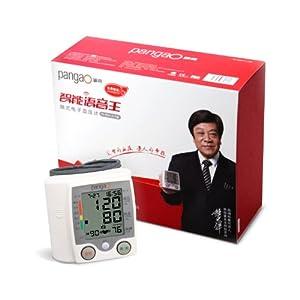 Pangao 攀高 智能语音王腕式电子血压计PG-800A(2)礼盒装 199元包邮(有赠品)