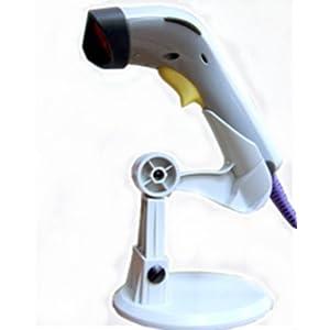 POSCN 垂直型 工业级 手持式 激光条码扫描器 扫描枪(新品)