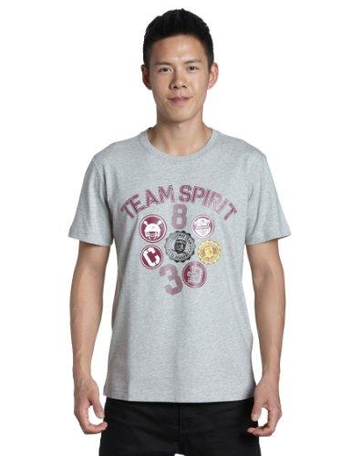 deerway 德尔惠 圆领短袖T恤 男式 62210101