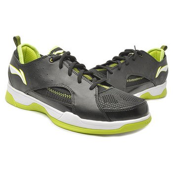 "lining 男式 ""狂""系列-幽灵-高透气篮球场地鞋 黑+绿ABPG0396/ABPG039-6黑+红ABPG0394/ABPG039-4白+黑ABPG0391/ABPG039-1 包邮"