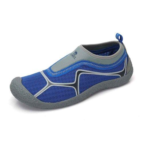 Camel 骆驼 户外徒步鞋 2014年新款 男士低帮透气徒步网鞋412162001