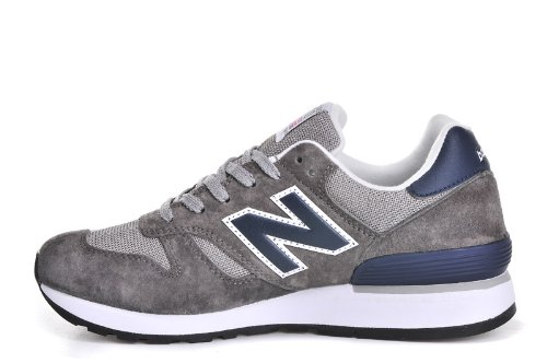 NewBalance 新百伦 670系列慢跑鞋 男子休闲跑步 男式跑鞋灰色M670SGN