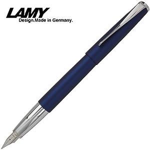 lamy 凌美 studio演艺系列钢笔f尖-蓝色(标配吸墨器)