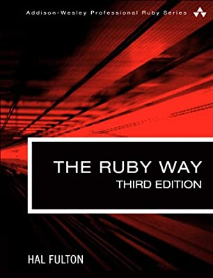 The Ruby Way: Solutions and Techniques in Ruby Programming.pdf