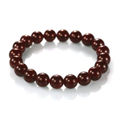 王廷珠宝 石榴石手串 特价热销 女性必备魅力符号-图片