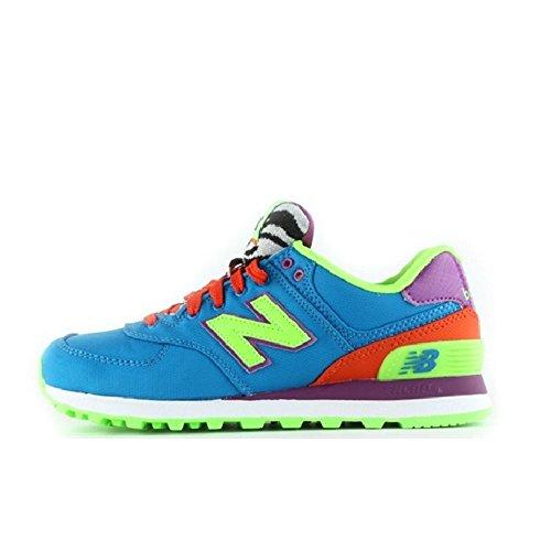 New Balance 新百伦 574 女鞋 复古跑步鞋 WL574BP