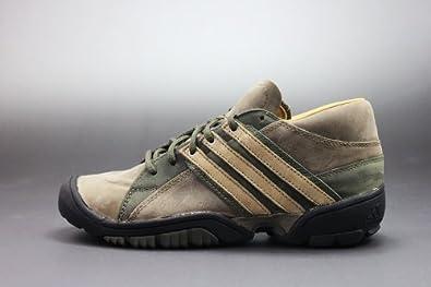Adidas 阿迪达斯 专柜正品 ADIDAS 男鞋徒步越野防滑低帮户外鞋 G18339