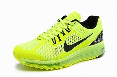 跑步鞋系列airmax+2013女子跑步鞋网面透气全掌气垫跑步鞋高清图片