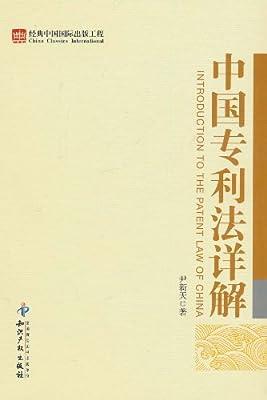 中国专利法详解.pdf