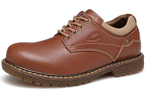 Camel Active 骆驼动感 2014新款男士骆驼正品工装鞋头层牛皮商务休闲鞋