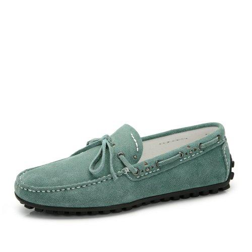 Camel 骆驼男鞋 2014夏季新款豆豆鞋新款套脚懒人鞋 时尚舒适简约豆豆流行男板鞋A422092020