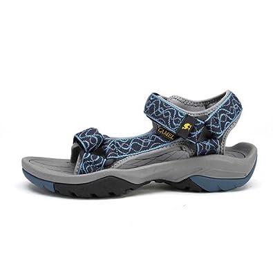 Camel 骆驼 户外鞋 沙滩鞋 凉鞋 户外休闲情侣款 2036601