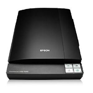 Epson 爱普生 Perfection V300 Photo 彩色平板扫描仪