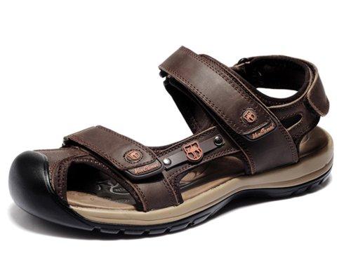 VanCamel西域骆驼 英伦时尚凉鞋 沙滩鞋 清凉涉溪款 经典休闲男鞋 户外休闲凉鞋 夏季新款 透气凉鞋