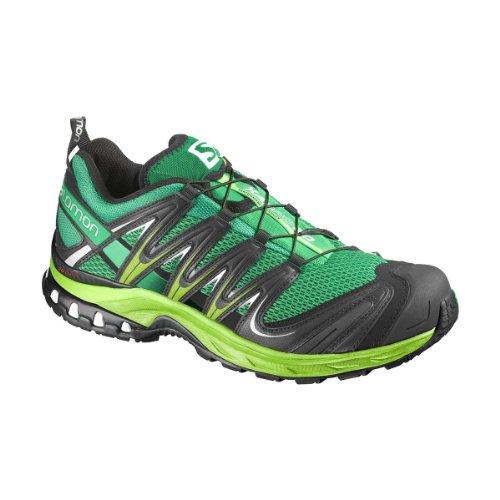 Salomon 萨洛蒙 SHOES XA PRO 3D  男 跑步鞋 356798 三叶草绿 43(1/3) (UK 9)