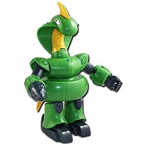 中南卡通 钢甲卡卡龙 12生肖变形玩具 吸塑板益智 动漫玩具 120104