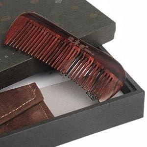 谭木匠 礼盒hsz梳7-5 梳子 木梳 创意礼品 送女友 送妈妈