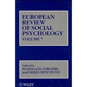 iew of Social Psychology v. 7
