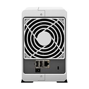 Synology 群晖 DiskStation DS213J NAS网络存储服务器