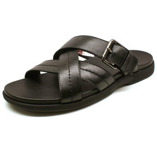 Goldlion 金利来 正品 免邮 牛皮 户外运动休闲 时尚潮流 防滑 沙滩鞋 凉拖鞋 男凉鞋
