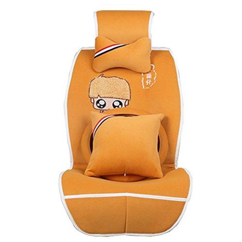 透气排汗 全包围座垫 四季坐垫 汽车坐垫 汽车用品 硅胶底布 装饰品