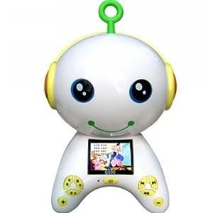 金智 卡通蓝猫可爱猪猪侠 早教机/儿童故事机mp3 4g内存 带遥控g500
