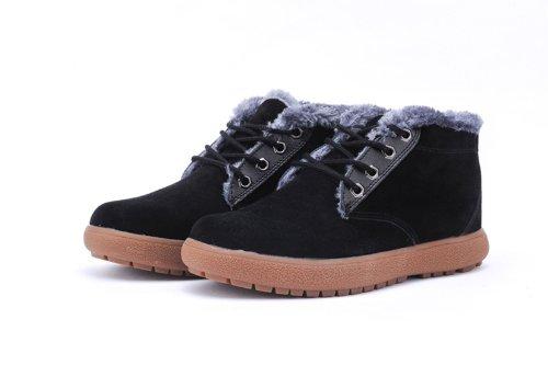 IVG 潮流新款 男士短靴 棉靴 雪地靴 休闲时尚保暖靴