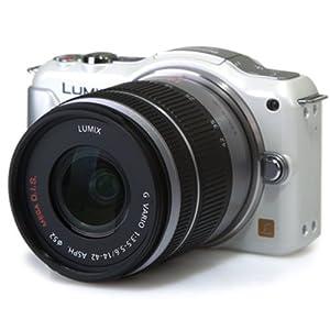 Panasonic 松下 DMC-GF5KGK 微型单电相机  ¥ 1649
