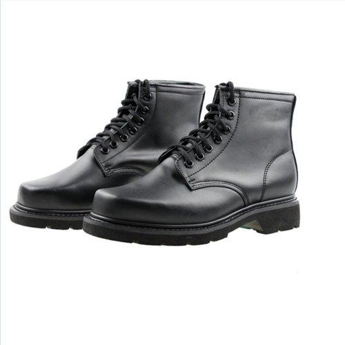 3515 强人 J-01皮靴 正品军靴 男靴 潮流马丁靴 男真皮靴 军鞋 工装男士短靴