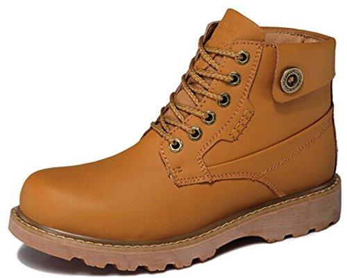 Guciheaven 英伦男士皮鞋 时尚商务休闲皮鞋 正装皮鞋 马丁靴 时装靴 保暖雪地靴 工装靴 商务男鞋JRS5708
