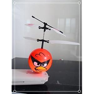 带灯飞球 智能感应飞鸟 飞碟悬浮遥控 飞机 直升机的