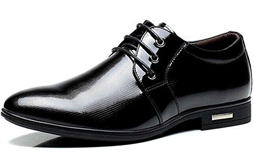 FGN 皮鞋 男士 时尚商务休闲皮鞋 型男正装鞋 系带尊贵男鞋11497593