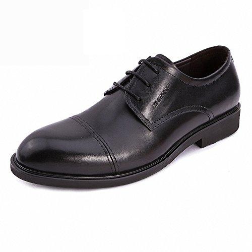 Montagut 梦特娇 男鞋正品2013秋款 时尚商务正装皮鞋 系带牛皮单鞋A3312382
