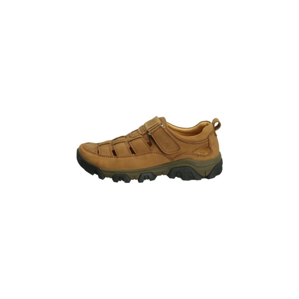 骆驼 男商务休闲鞋