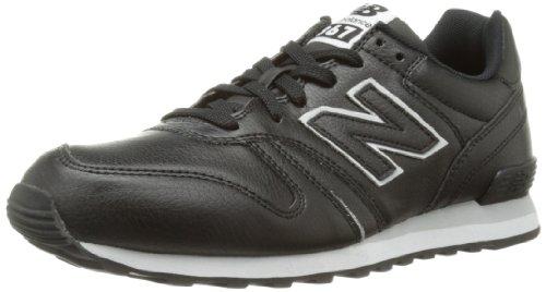 New Balance 新百伦 男 休闲跑步鞋 M367LBW 黑/石银灰 43