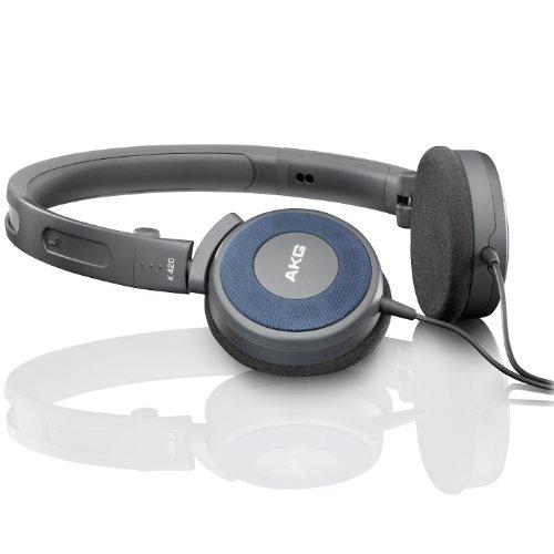 AKG 爱科技 K420 便携折叠式头戴耳机