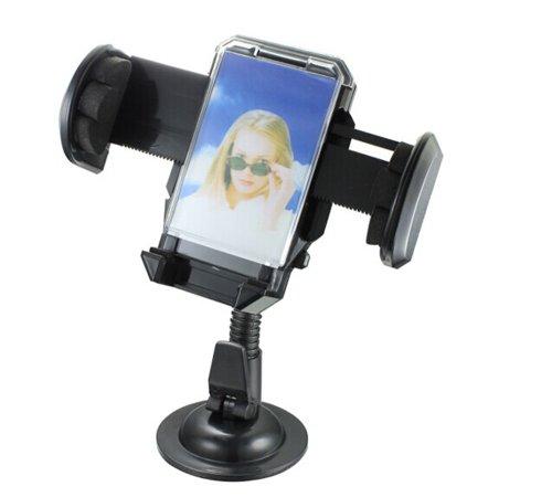 鸿博  采用全新最新设计的一款手机支架、吸盘式车载导航支架、汽车导航支架、多功能手机导航架、万能手机支架、专用导航支架、汽车GPS支架、GPS导航支架、懒人手机支架、通用车载支架,适合于市面上百分之九九的智能手机,苹果、iPhone5、4s、三星、小米等等系列,最新设计款式新颖,做工精细,深受广大车友们喜爱 (通用版)-图片