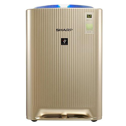 夏普(SHARP)加湿型空气净化器KC-WE21-N定制机 定时开关机设置 全方位吸附 独有气流 净化更迅速