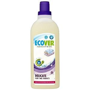 ECOVER生態環保精致衣物柔洗劑 適用羊絨織物 1L
