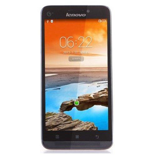 Lenovo 联想 A828T 3G手机(炫酷银)TD-SCDMA/GSM 四核1.2GHz处理器-图片