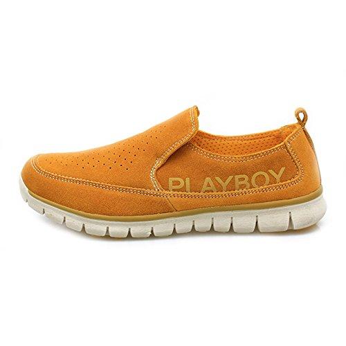 Playboy 花花公子 户外男士一脚蹬徒步休闲鞋CX35011
