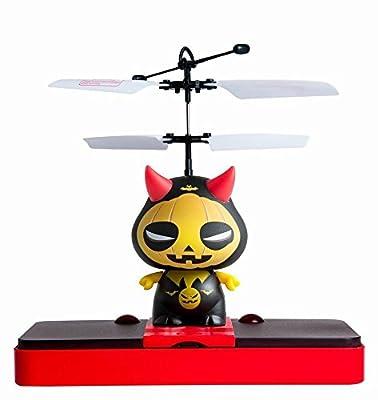 遥控飞机声控感应飞行器玩具