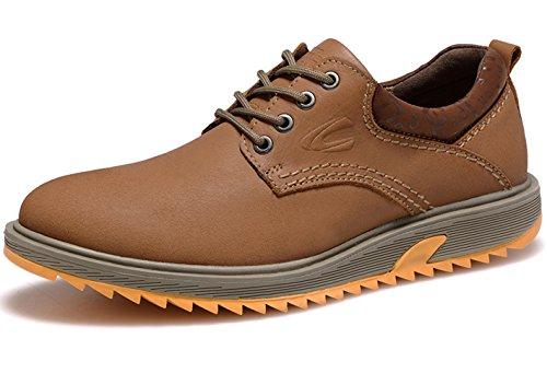 Camel Active 骆驼动感 2014新款男士舒适保暖头层牛皮休闲鞋纯色商务鞋板鞋