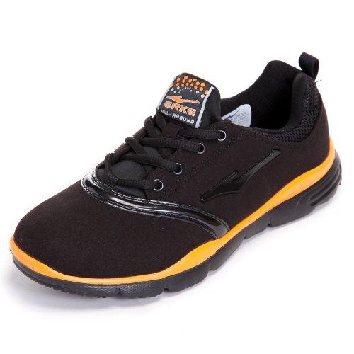 ERKE 鸿星尔克 新款运动鞋室内健身女鞋透气综训鞋12134032-20五